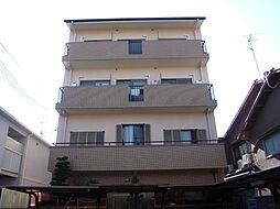 京都府京都市上京区下木下町の賃貸マンションの外観