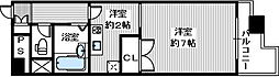 パインリバーI[2階]の間取り
