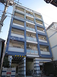 ルクレール今福[3階]の外観