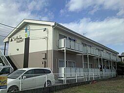 愛知県岩倉市八剱町道光の賃貸アパートの外観
