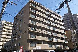 日宝グランディ新町[2階]の外観