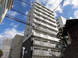 愛媛県松山市本町5丁目の賃貸マンションの外観