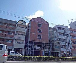 京都府京都市左京区下鴨東本町の賃貸マンションの外観