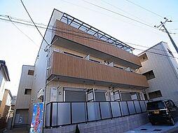 AJ新鎌ヶ谷II[202号室]の外観