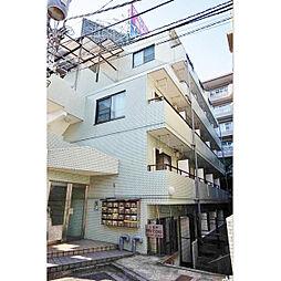 上北沢アサカマンション[102号室]の外観