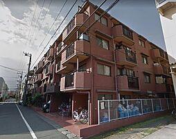 セザール第二武蔵新城[106号室]の外観