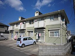 兵庫県高砂市神爪4の賃貸アパートの外観