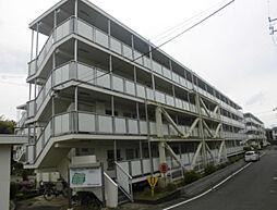 神奈川県相模原市中央区下九沢の賃貸マンションの外観