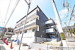 兵庫県神戸市中央区野崎通7丁目の賃貸マンションの外観