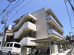 プランブルー円町[101号室]の外観