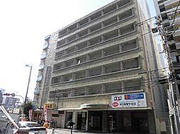 東明マンション江坂[6階]の外観