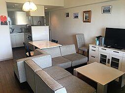 白を基調とした内観はどんな家具とも相性GOOD