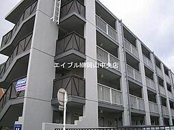 リーセイント奥田[4階]の外観