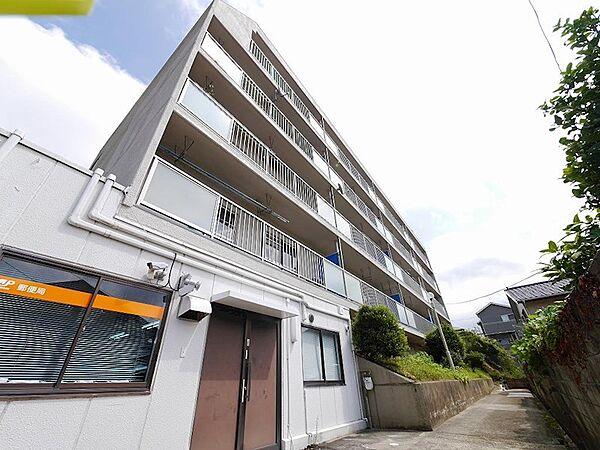 兵庫県神戸市北区鈴蘭台西町2丁目の賃貸マンション