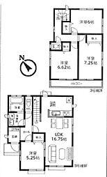 常盤平駅 2,580万円