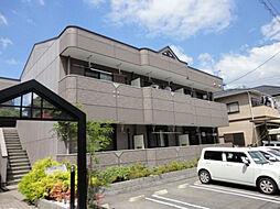 愛知県名古屋市緑区姥子山1丁目の賃貸アパートの外観