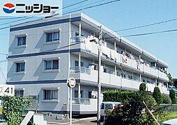 ウィング生田[1階]の外観