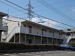 グリーンハイツ柴田II[1階]の外観