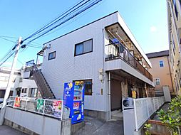 千葉県習志野市藤崎4丁目の賃貸マンションの外観