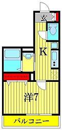 仮)おおたかの森新築計画[102号室]の間取り
