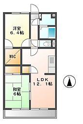 ESOP−R[1階]の間取り