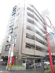 福岡県福岡市中央区桜坂3の賃貸マンションの外観