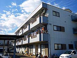 田ビル[201号室]の外観