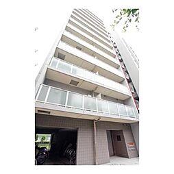 東京都府中市寿町3丁目の賃貸マンションの外観