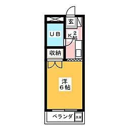 小手指駅 2.5万円