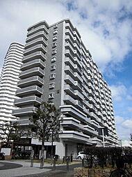 高見フローラルタウン七番街14号棟[10階]の外観