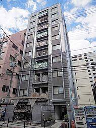 大阪府大阪市中央区釣鐘町1丁目の賃貸マンションの外観