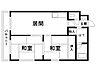 間取り,2LDK,面積50m2,賃料4.5万円,札幌市電2系統 西線11条駅 徒歩3分,札幌市営東西線 西18丁目駅 徒歩16分,北海道札幌市中央区南十一条西12丁目1番28号