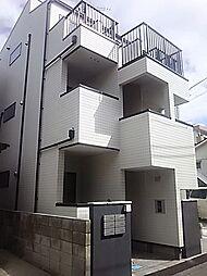 キズメットF[1階]の外観