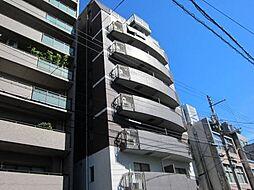 プランドール江戸堀[601号室]の外観