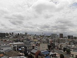 9階から望む、パノラマ眺望。