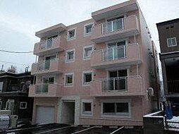 バニラシード白石[3階]の外観