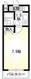 実籾駅 3.1万円