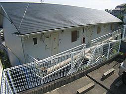 ルシエール萩原[202号室]の外観