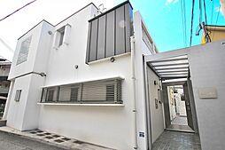 兵庫県神戸市垂水区東舞子町の賃貸マンションの外観