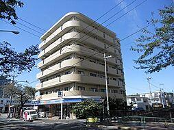 東京都中野区江古田1丁目の賃貸マンションの外観