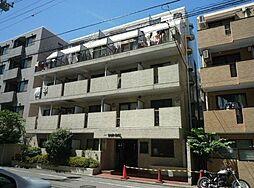 東京都世田谷区経堂1丁目の賃貸マンションの外観