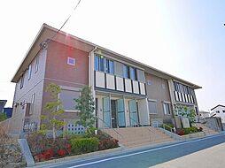 JR片町線(学研都市線) 木津駅 徒歩27分の賃貸アパート