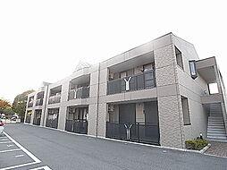 兵庫県姫路市白浜町寺家2の賃貸アパートの外観