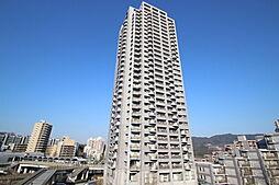 A.CITYタワーズウエスト[25階]の外観