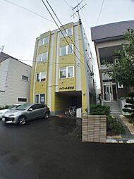 メゾワール裏参道[203号室]の外観