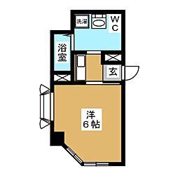 大井町駅 6.8万円