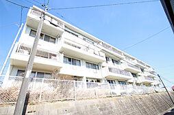 愛知県名古屋市天白区植田山5丁目の賃貸マンションの外観