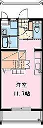 (仮称)永楽町マンション[105号室]の間取り