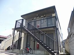 セルティアC棟[2階]の外観
