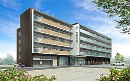 ティーズカレッジ近畿大学前[2階]の外観